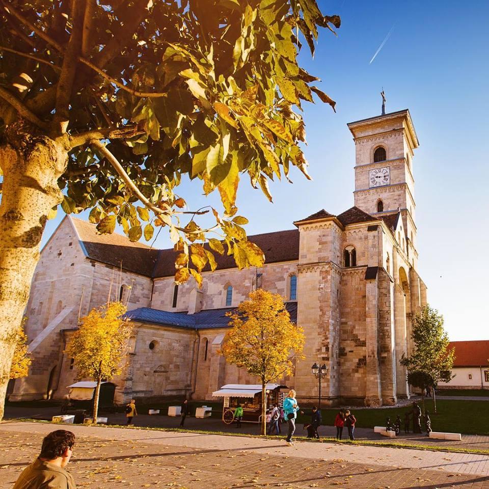Renovating Alba Iulia and the Creation of a Digital City