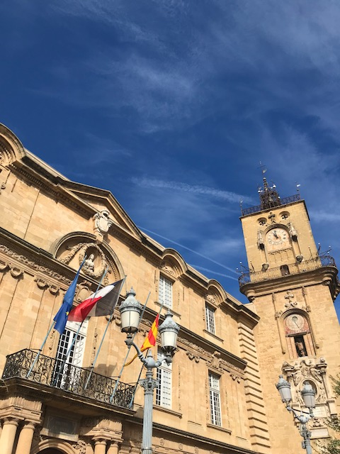 Welcome to Aix-en-Provence - a city of jolly gardens, grand squares and intellectuals