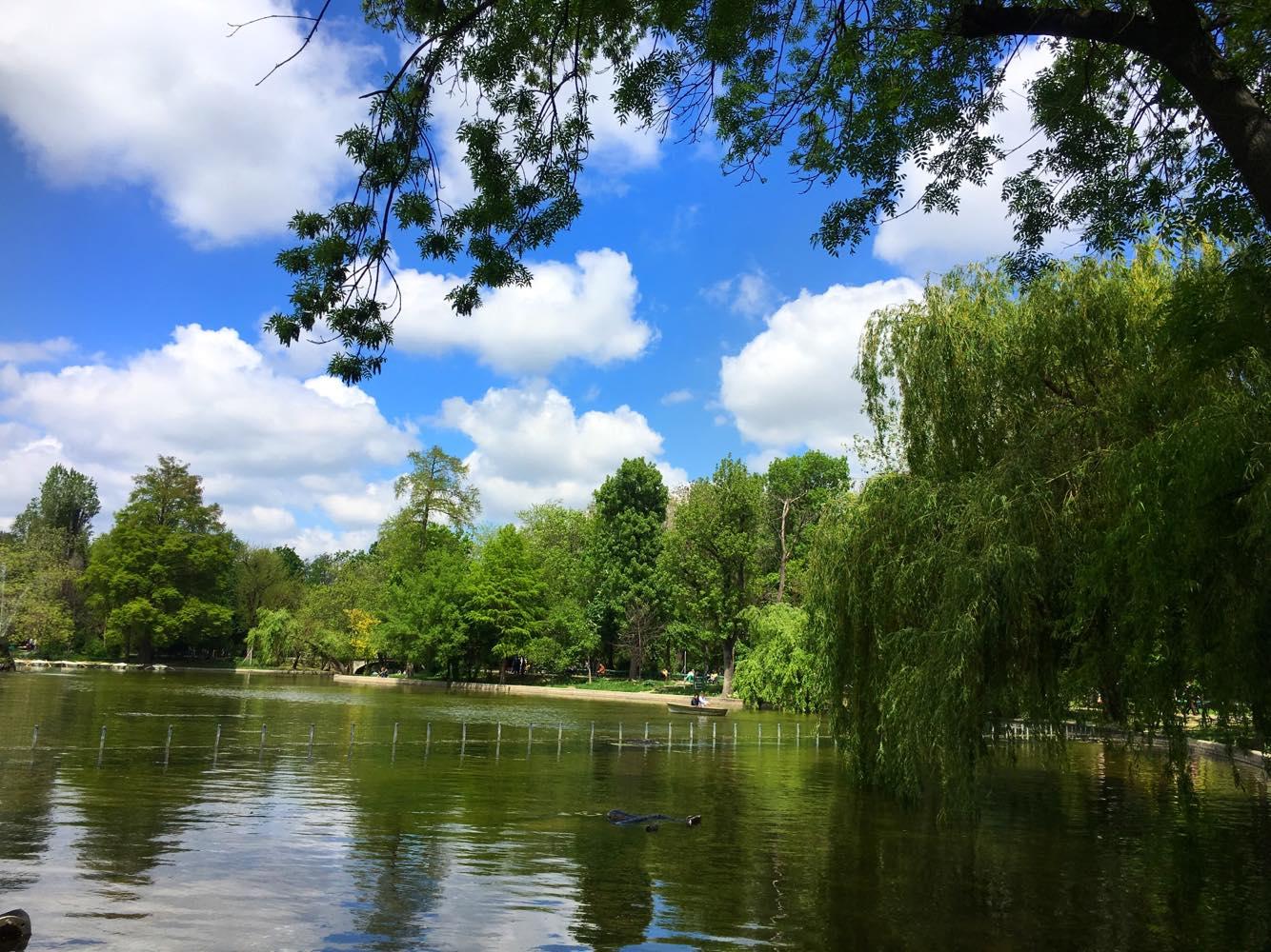 Cismigiu Gardens - the idyllic must-visit park in Bucharest