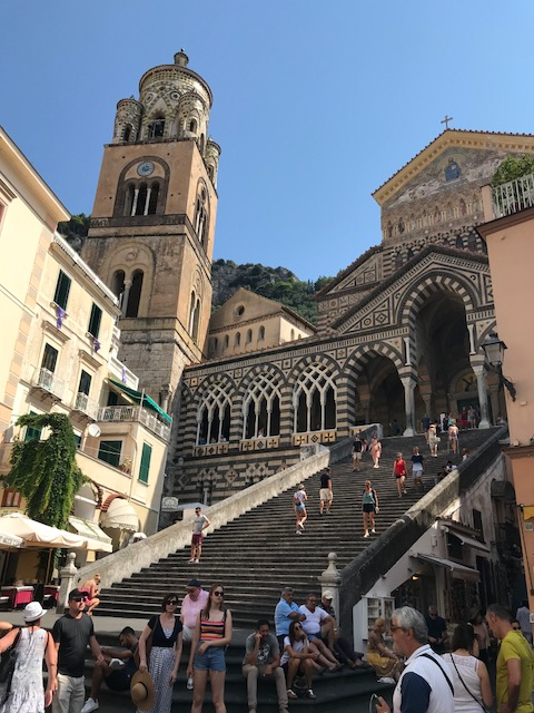 Amalfi - one of the most desirable destinations in the world in summer 2019