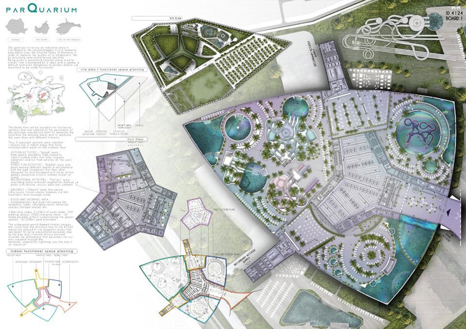 Cluj-Napoca plans to build aqua park