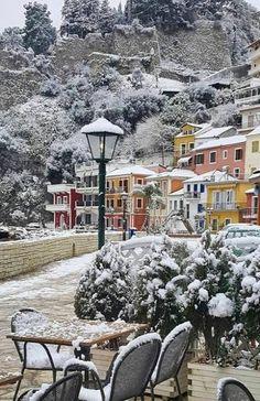 Arachova - the perfect winter destination in Greece