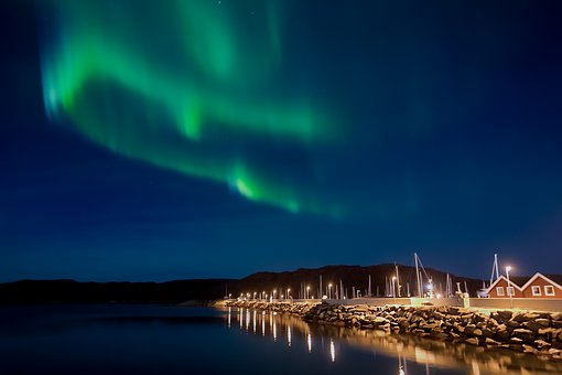 Experience the magic of the Northern Lights