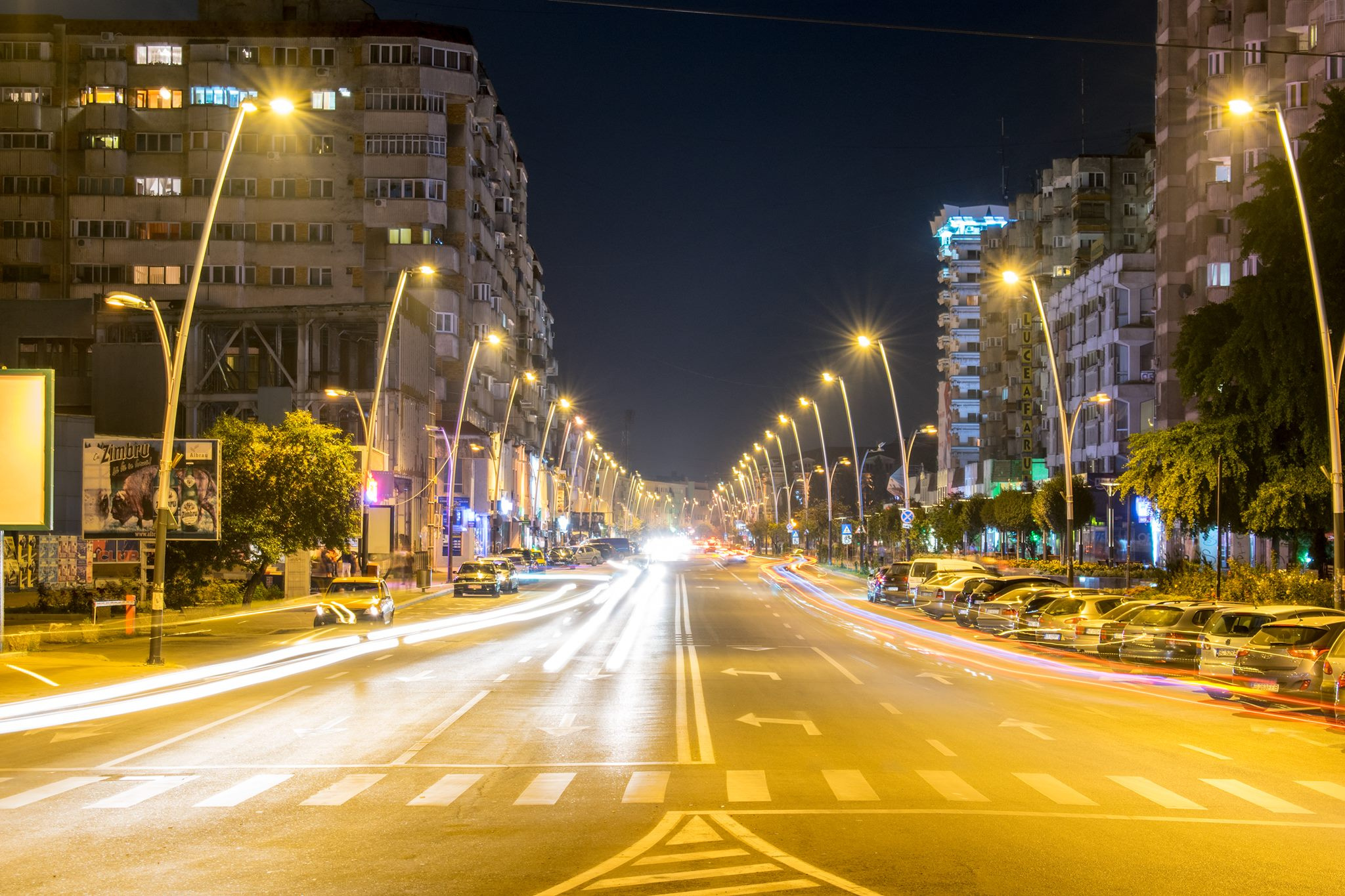 The city of Bacau receives 11 million EU funding to switch to LED lighting