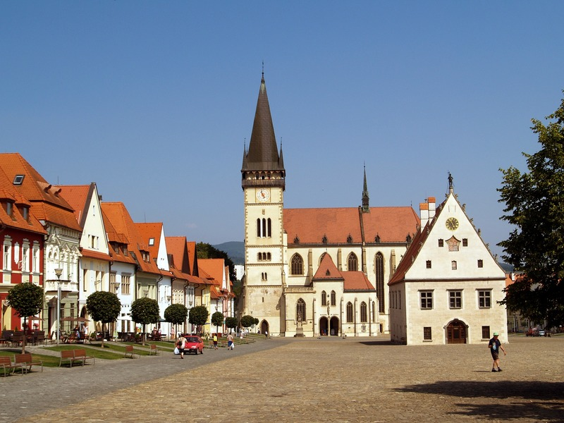 We aim constantly to improve the quality of life and to make Bardejov one of the top cities in Europe