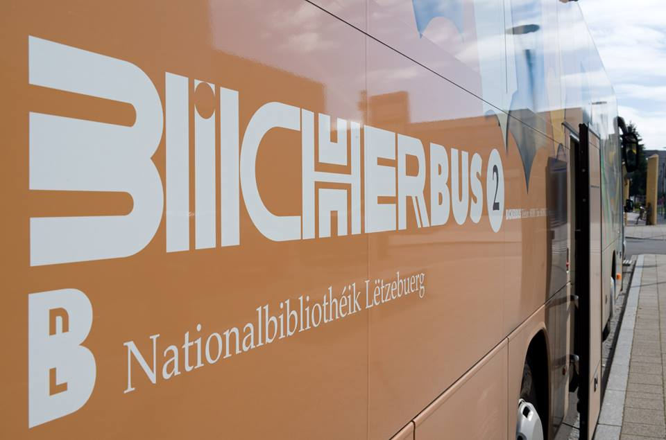 Bicherbus: the mobile library of Luxembourg