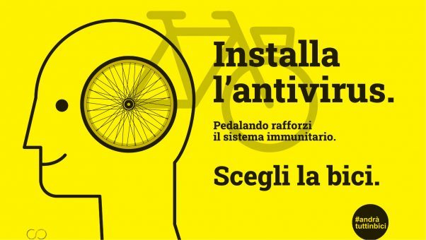 Bologna promotes the advantages of the bicycle in the post-Covid-19 period