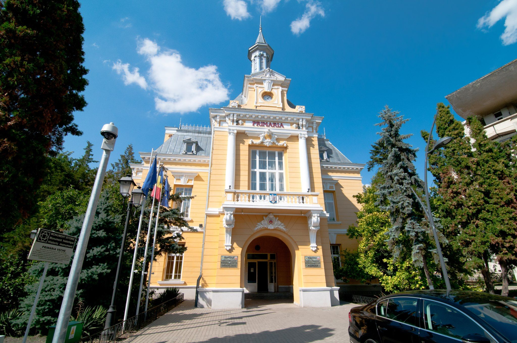 Botosani wants to achieve smart living for the community and for the future generations