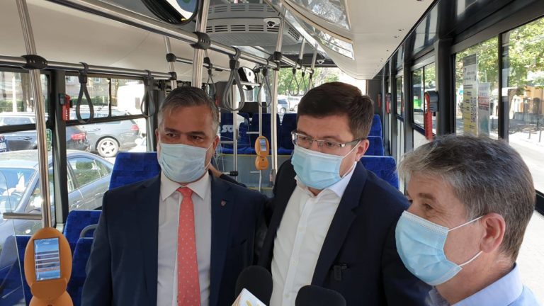 Brasov will have fully electric public transit