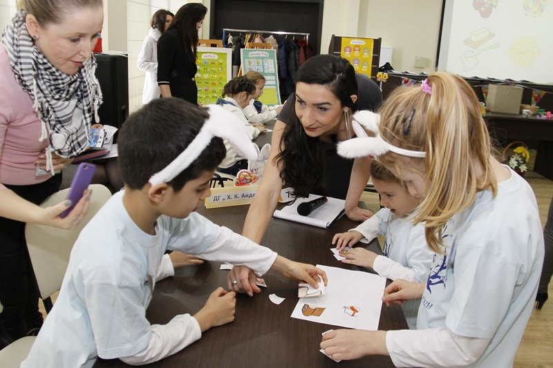 Burgas children learn English for free as part of a municipal programme