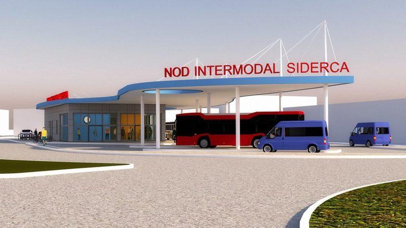 Calarasi will have new intermodal transport terminal
