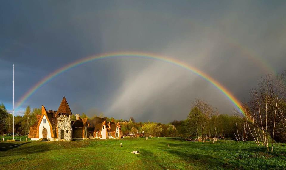 Fairy tales are real in Castelul de Lut Valea Zanelor