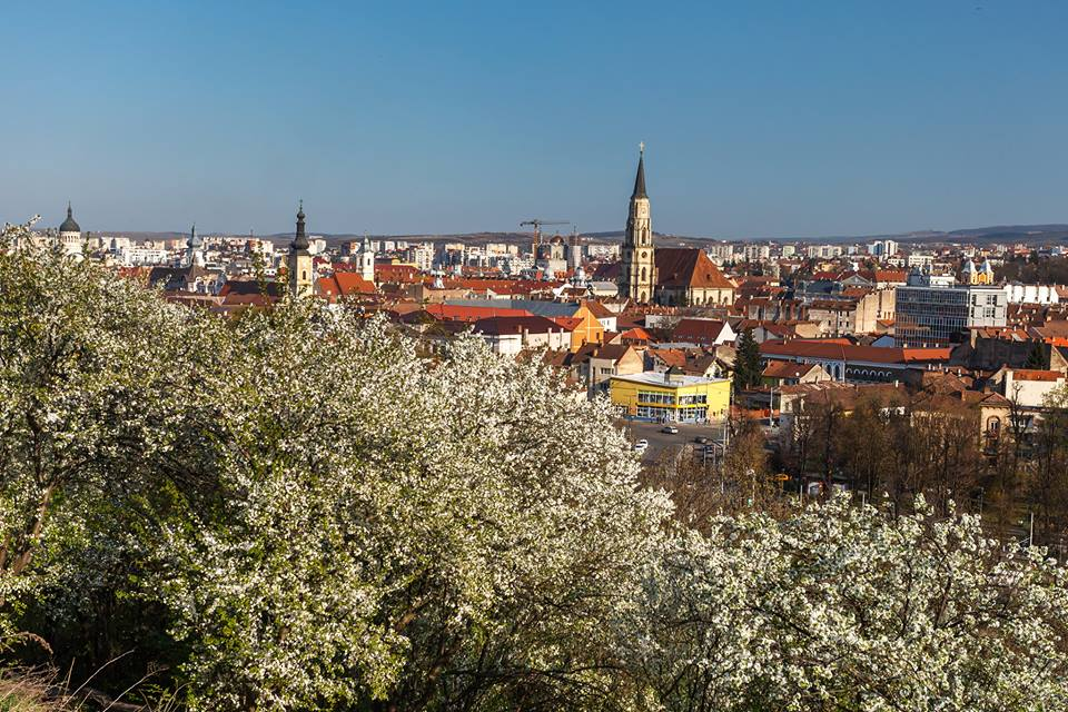 "I  describe Cluj-Napoca with 4 letters ""T"": Talents, Technology, Trust and Tolerance"