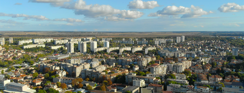 Dobrich from above