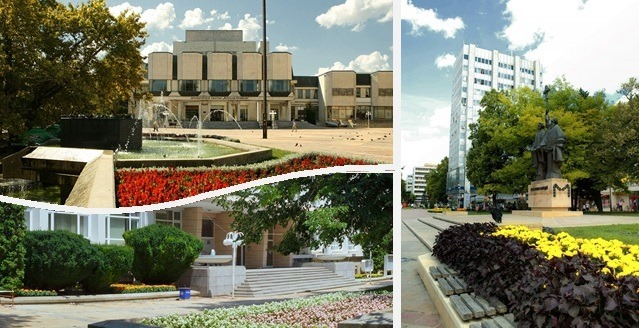 Take part in the free sightseeing tours in Dobrich