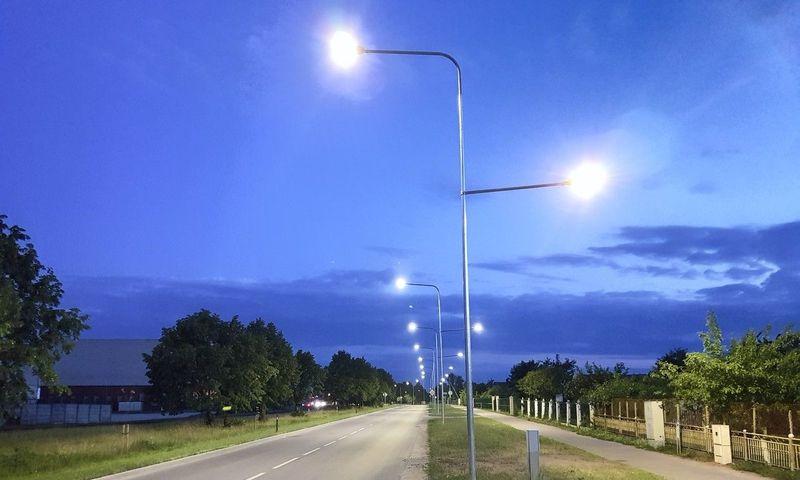Taurage electric lighting