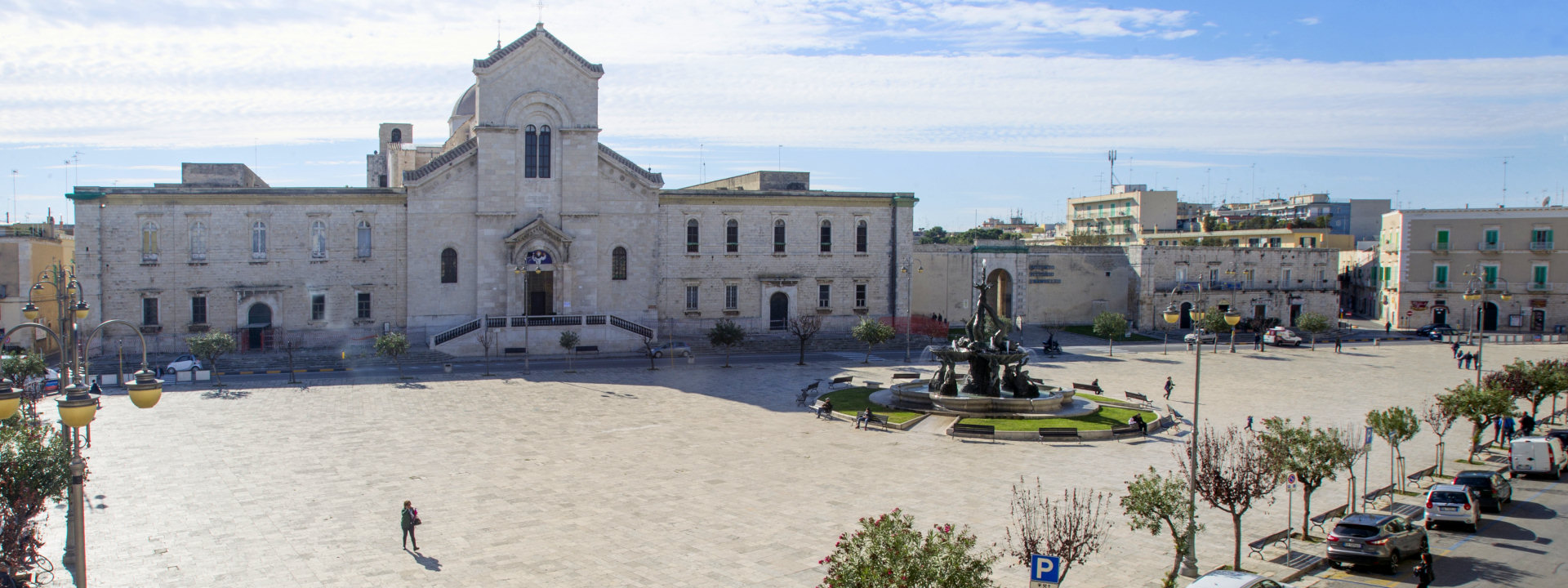 The Mayor of Giovinazzo, will drink coffee at the home of a citizen every Thursday