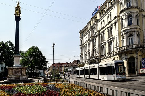 Graz is fully engaged in becoming a Smart City