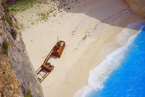 Navagio Beach on Zakynthos reopens to tourists