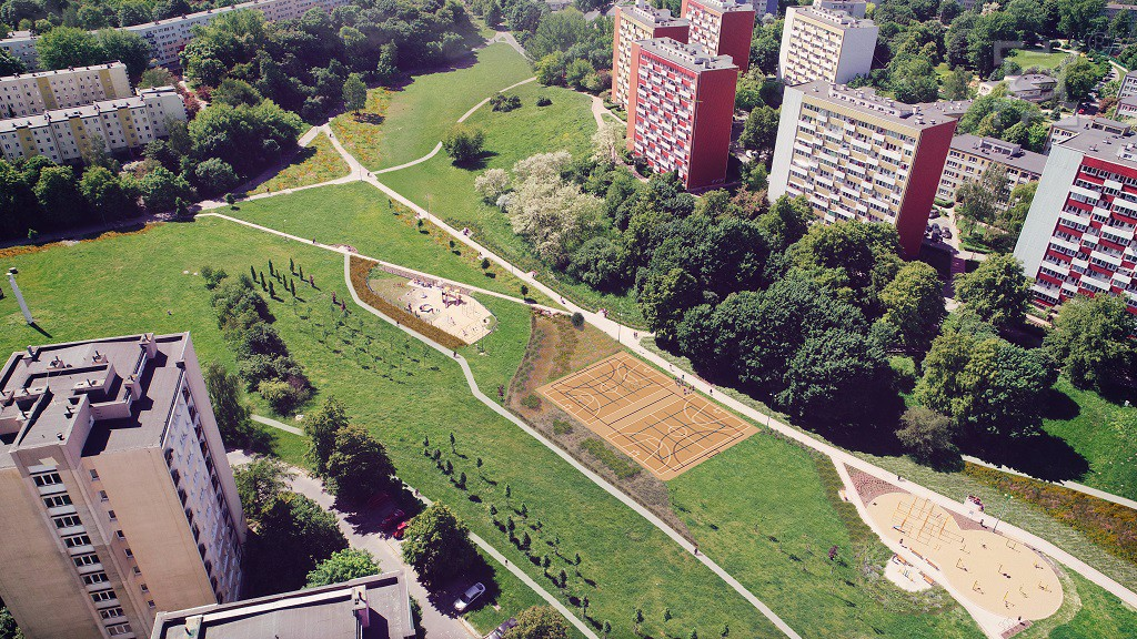 city of Lublin green budget