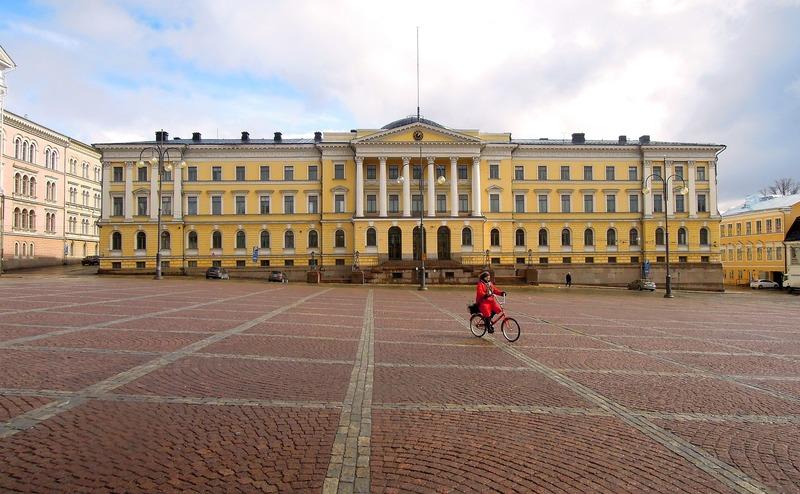Helsinki bike