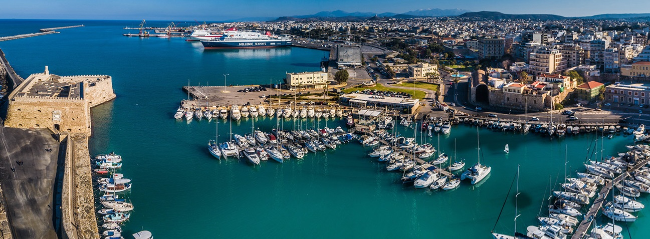 Heraklion has a rich cultural heritage and a sophisticated, modern life that is evolving every day