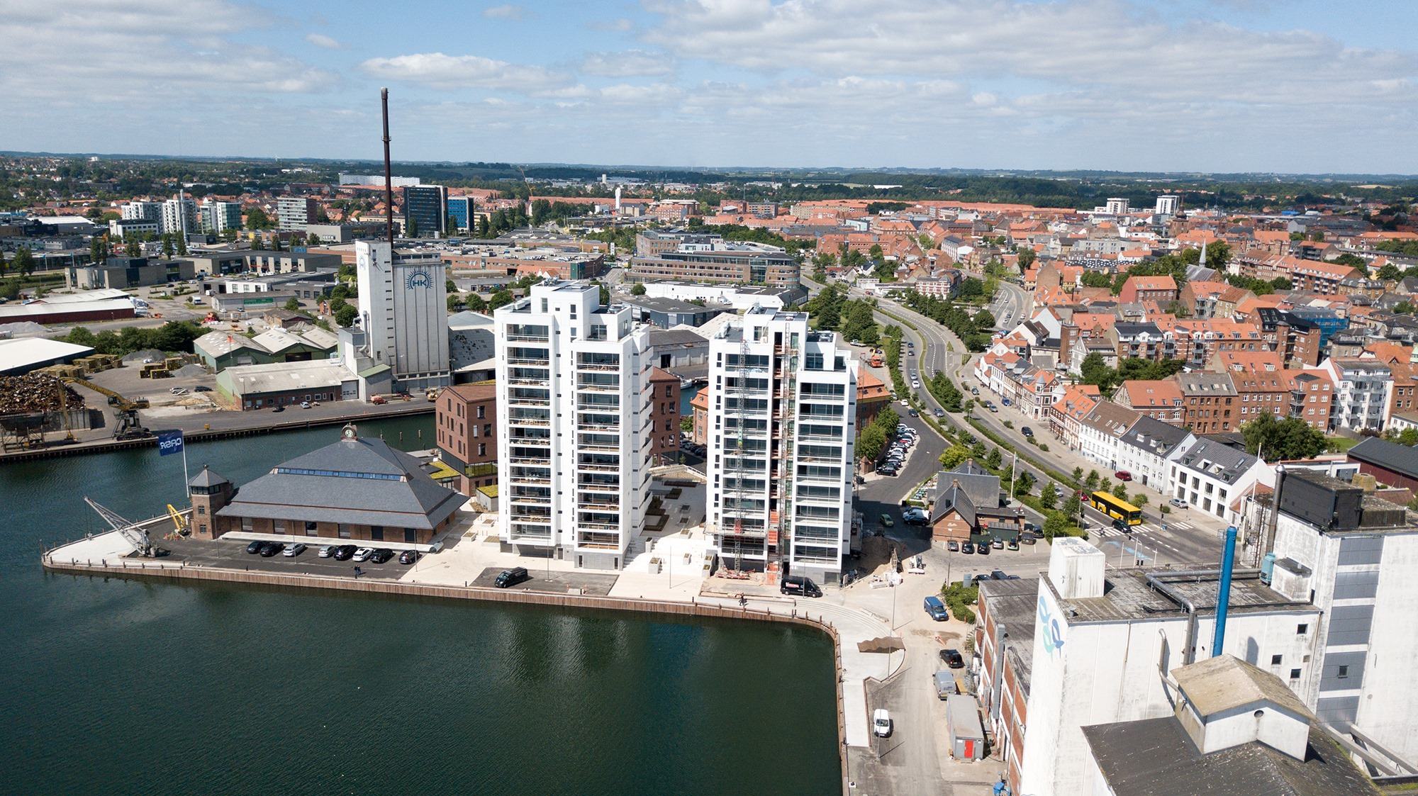 The story of Horsens is the story of transformation