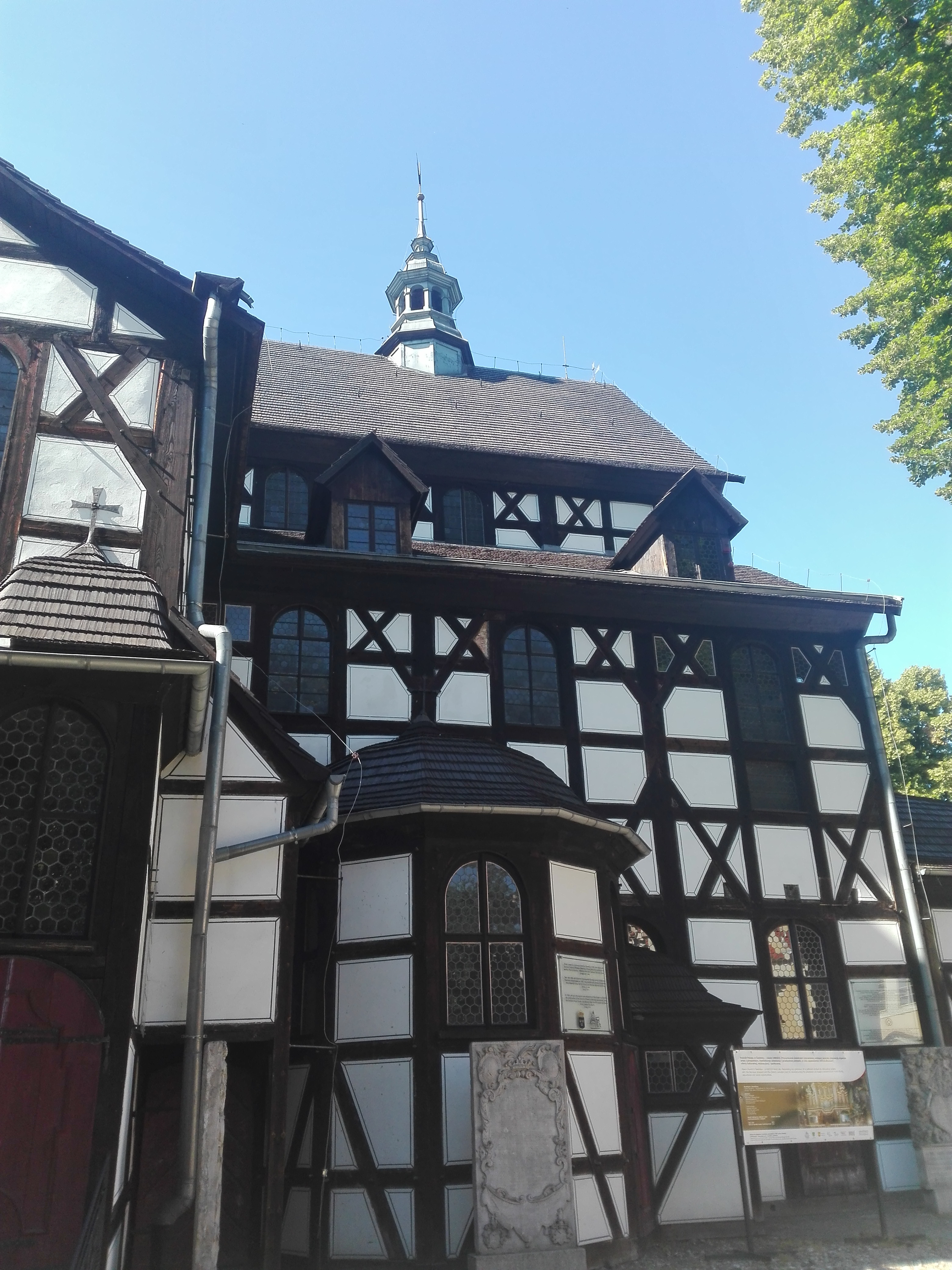 The Church of Peace in Swidnica - unparalleled testament to the human spirit