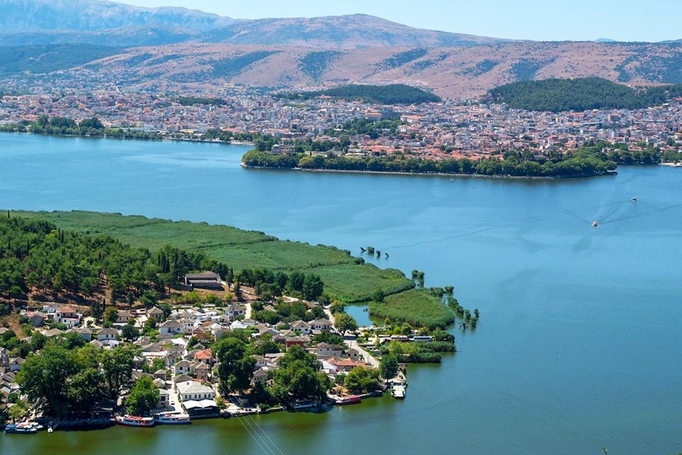 Ioannina is a big cultural and administrative center, a lively modern city, vibrant with life