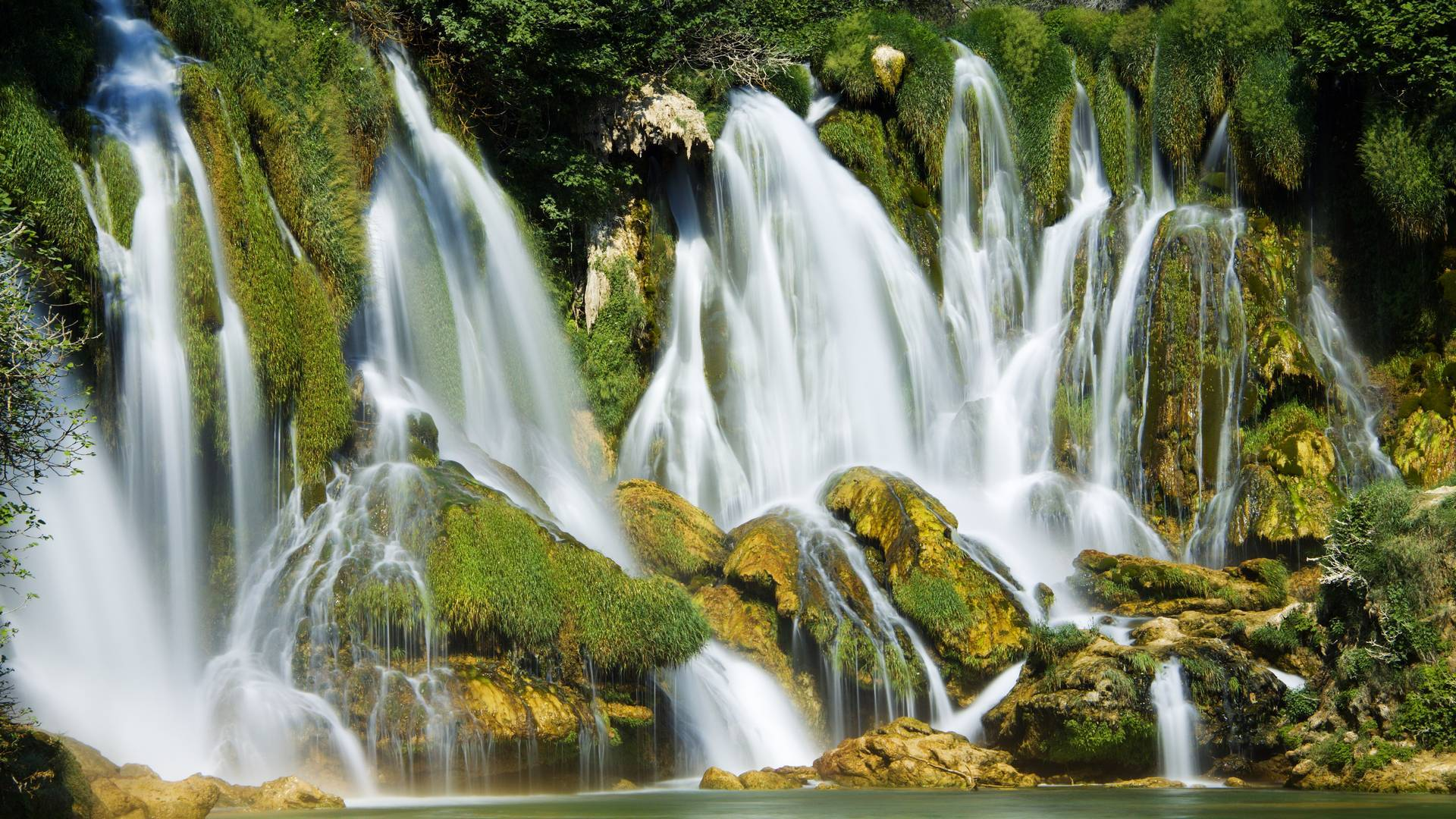 Krka National Park offers visitors free entry to celebrate its birthday