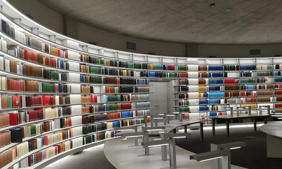 See the Impressive New University of Cyprus Library