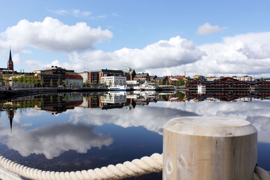 Luleå is a strong hub for knowledge and innovation