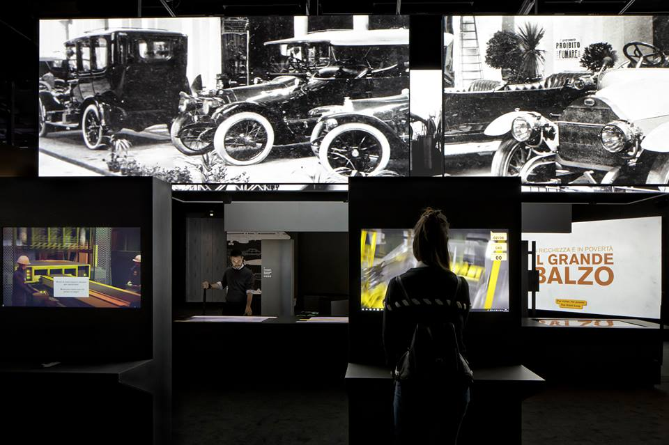 "Explore the first Italian digital museum dubbed a ""micro smart city"" in Mestre"
