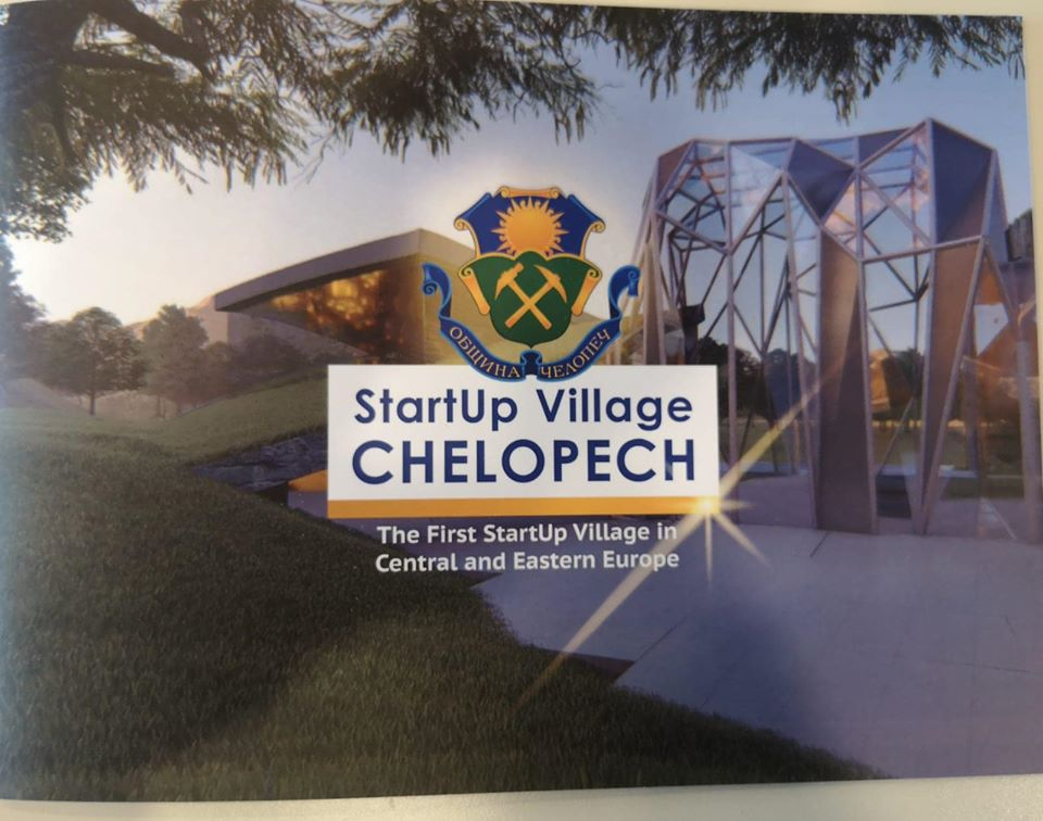 Chelopech start-up village