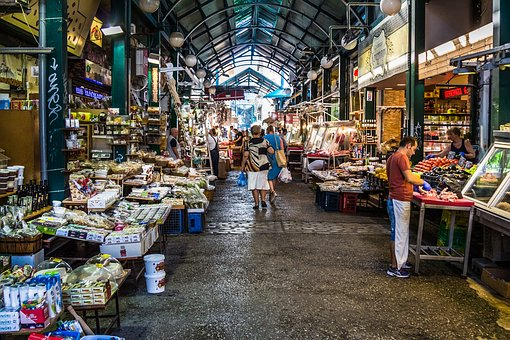 The historic Modiano Market in Thessaloniki will be completely renovated