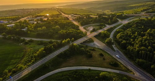 Austria is the first EU country with smart motorway safety system