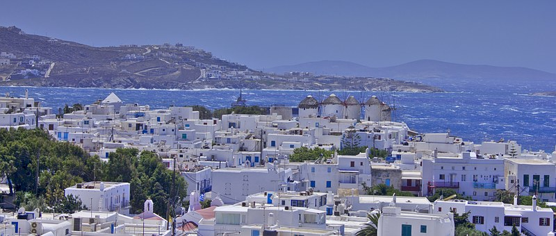 New Mykonos Airport to be completed by 2021