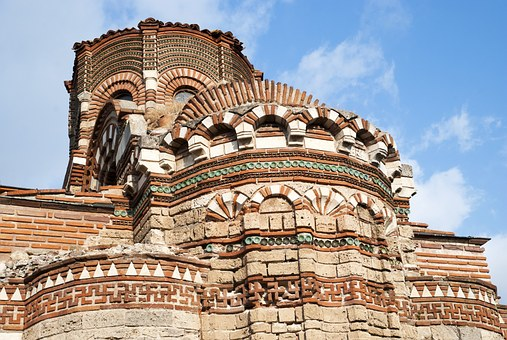 Let's explore Nessebar - a museum town, an archaeological, and architectural reserve