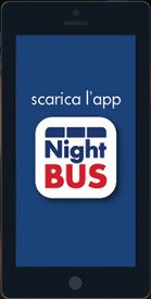 night bus app Padua