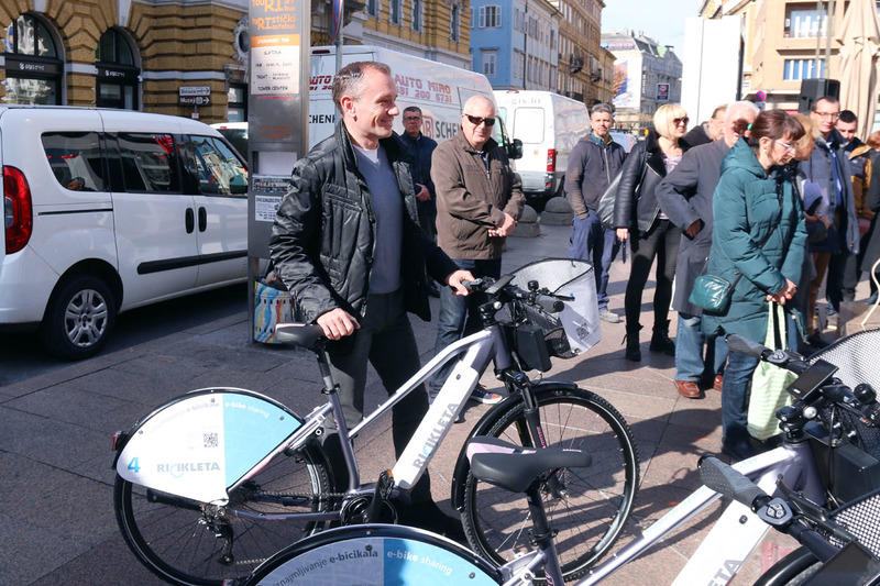 Rijeka cyclist Vladimir Mihojevic
