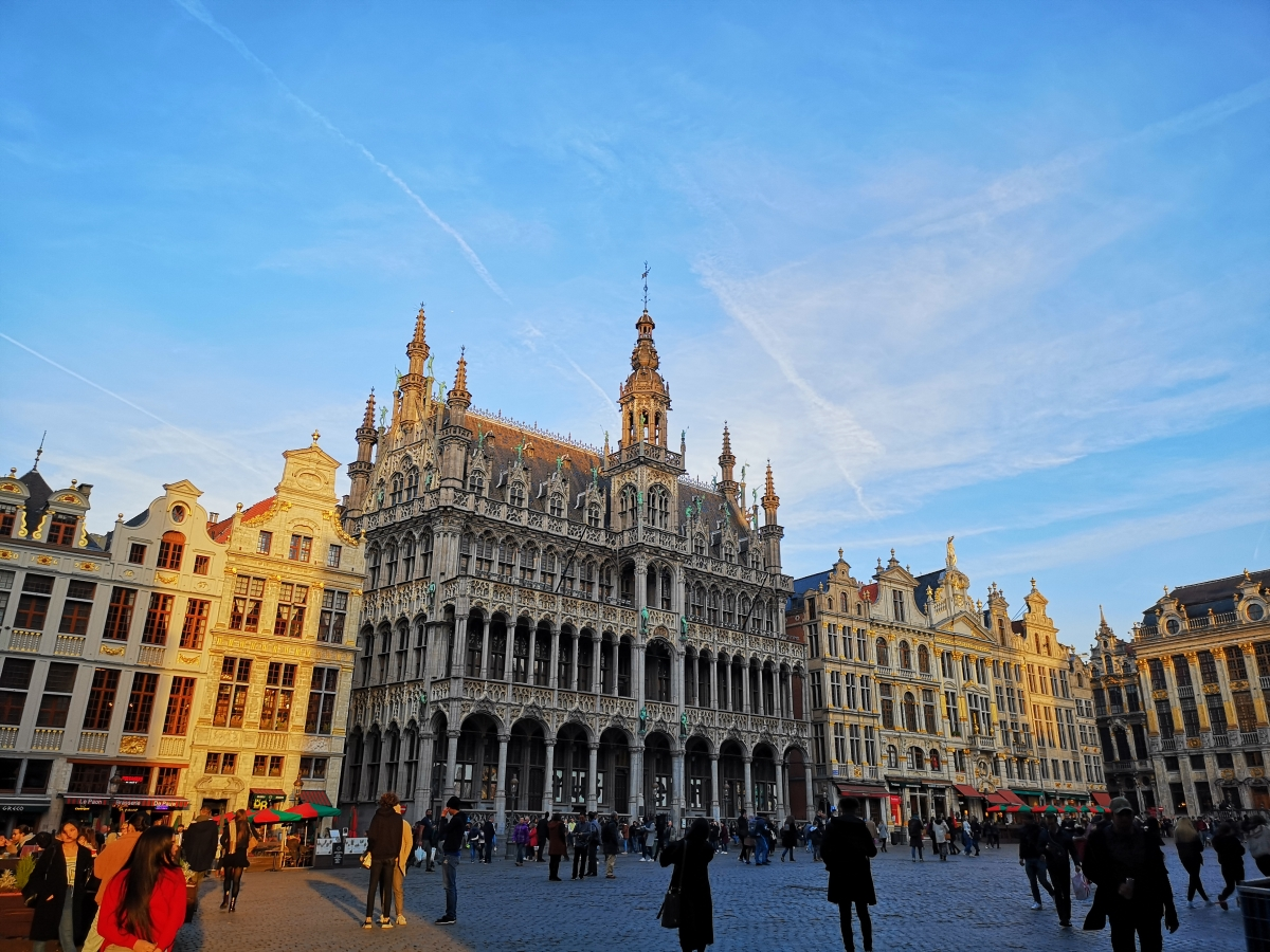 Grand-Place Brussels
