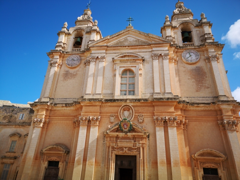 St Paul Cathedral Mdina