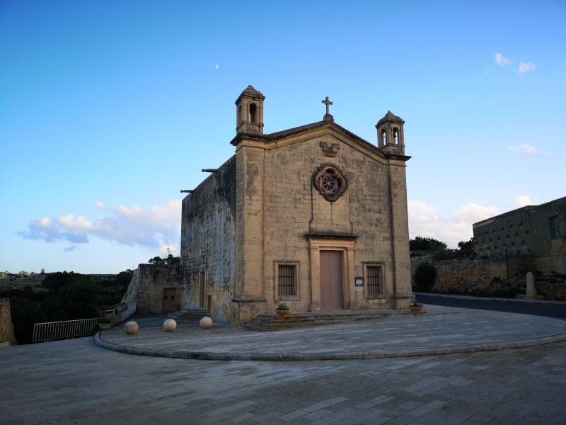St Matthew Chapel in Qrendi