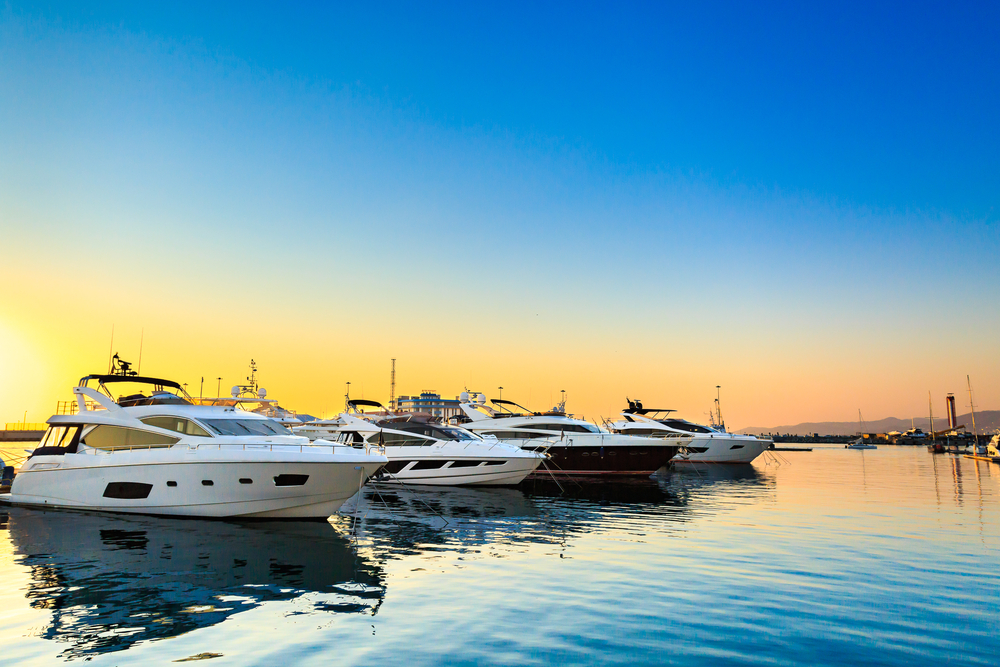 The new Paralimni Marina for 110 million euro is underway