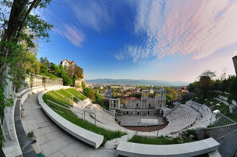 Sapete che cosa c'è in comune tra Matera e Plovdiv?