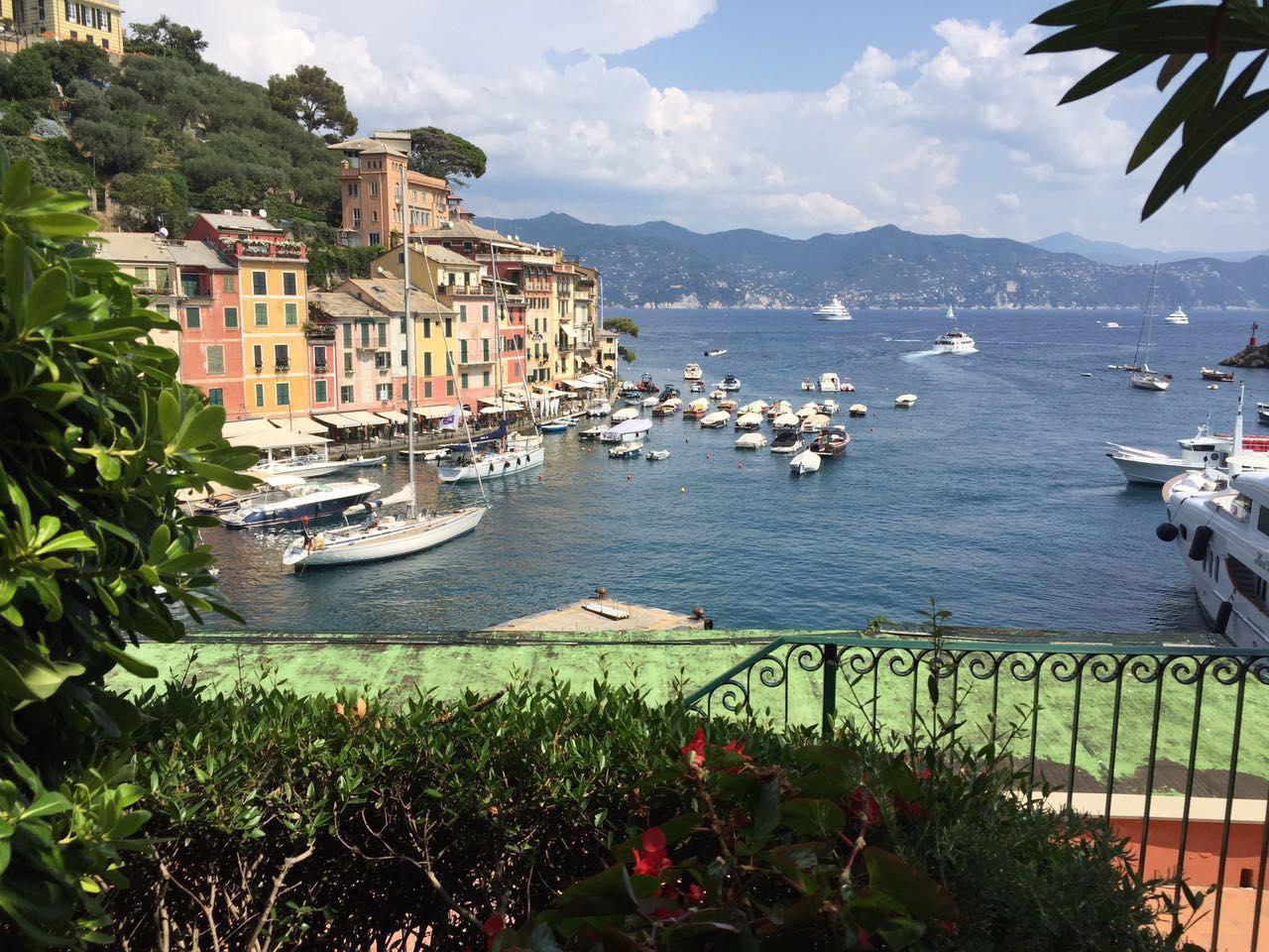 Portofino - the heart of the Italian Riviera