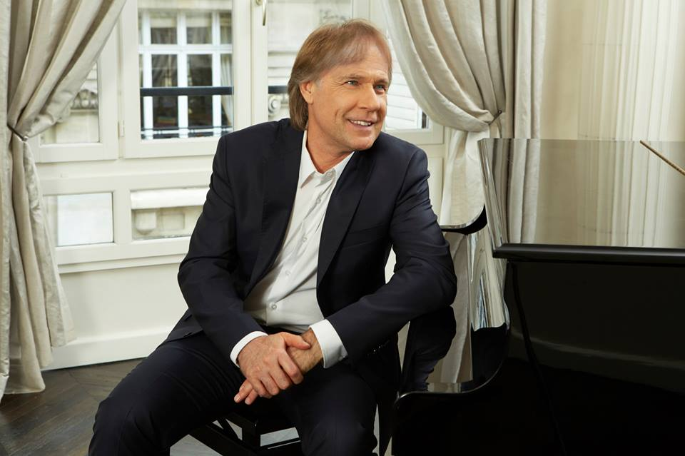 Richard Clayderman with four concerts in Romania this March