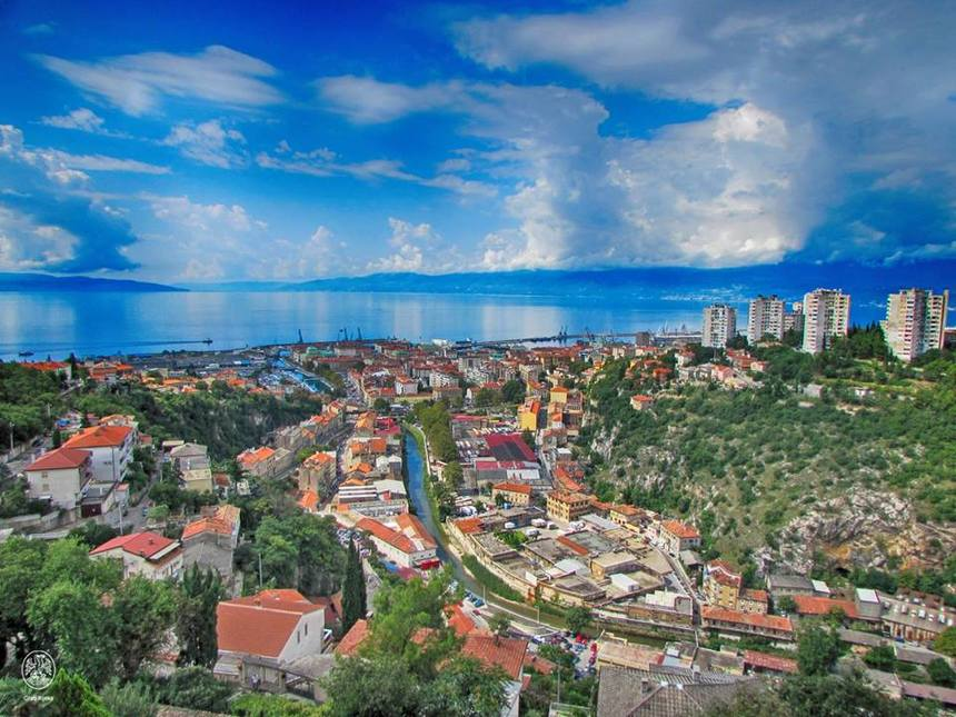 Rijeka is an open, modern city that cultivates the values of tolerance, inclusivity, and solidarity