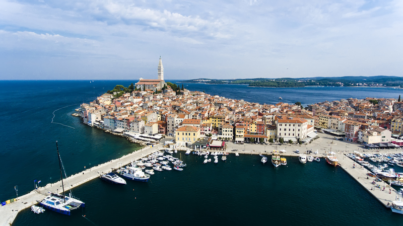Rovinj-Rovigno is a place where past, present and future intertwine in a juncture of ancient traditions and modern solutions