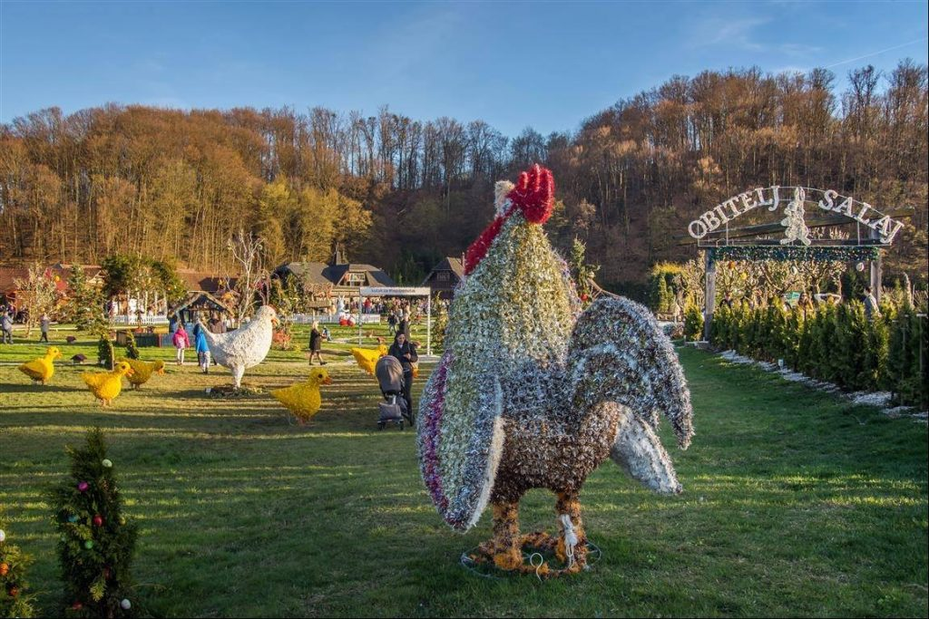 Magical Easter Park in Čazma opens today